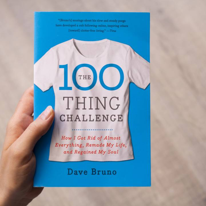 """The 100 Thing Challenge"""