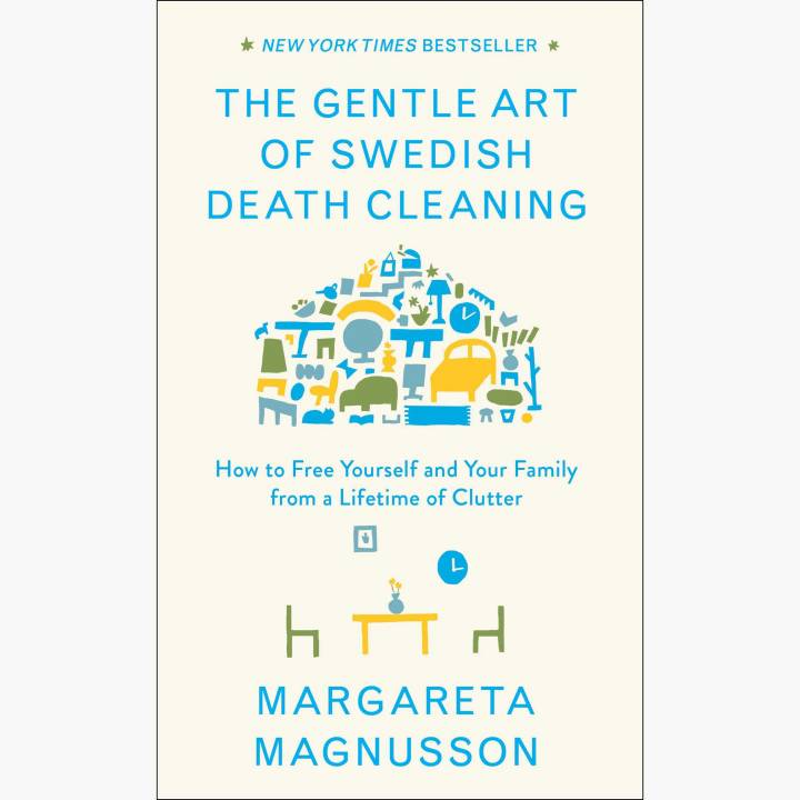 """The Gentle Art of Swedish Death Cleaning"", fot. Margareta Magnusson"
